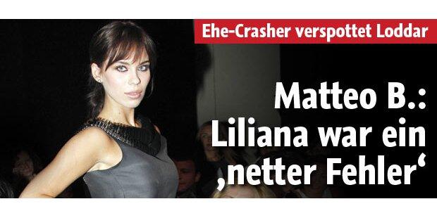 Matteo B.: Liliana war ein netter Fehler