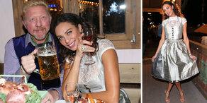 Lilly Becker: Ihr Dirndl kostet 27.500 Euro