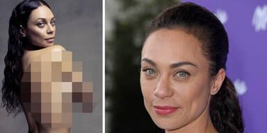Lilly Becker nackt