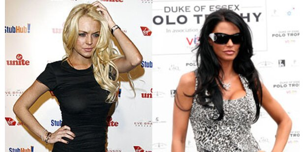 Lindsay Lohan will im Privat-Jet kommen