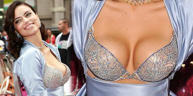 Adriana Lima Victoria's Secret Bombshell Fantasy Bra