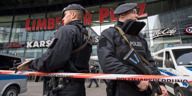 Terror-Alarm: ISIS plante Anschlag auf Einkaufszentrum