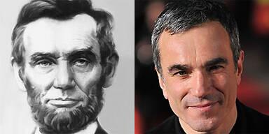 Daniel Day-Lewis wird Abraham Lincoln