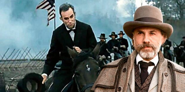 Kopf an Kopf: Django gegen Lincoln