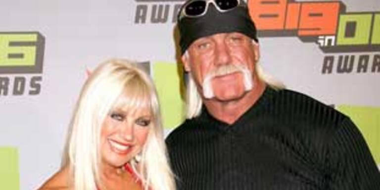 Hulk Hogan und Ehefrau Linda Bollea
