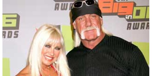 Scheidung von Hulk und Linda Hogan nur ein Schmäh?