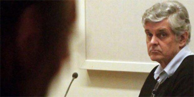 Vergewaltigung: Ex-Polizeichef in Haft