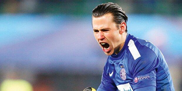 Heinz Lindner ist Fußballer des Jahres