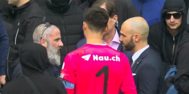 Ultras-Eklat schockt Heinz Lindner