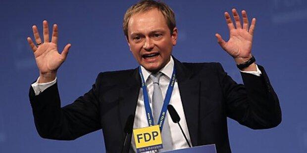 FDP-Generalsekretär tritt zurück