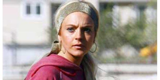 Lindsay Lohan war vor Entzug