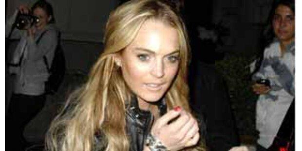 Lindsay Lohan erteilt ihrem Dad Hausverbot
