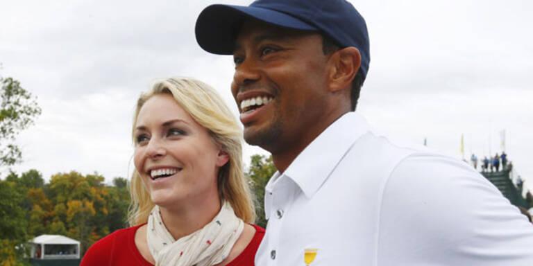 """Lindsey Vonn: """"Tiger war an meiner Seite"""""""
