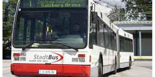 Linienbusse beschossen - Haftstrafe für jungen Salzburger