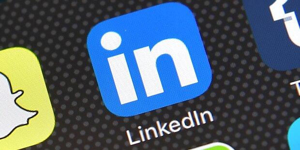 LinkedIn legt bei uns stark zu