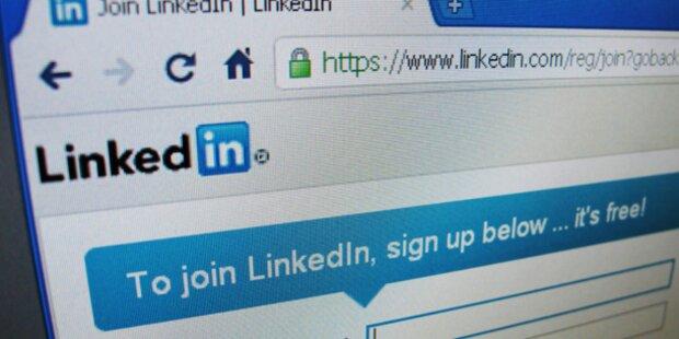 6,5 Mio. LinkedIn Passwörter geknackt
