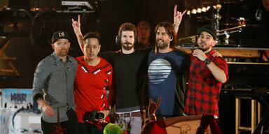 Linkin Park: Emotionales Konzert für Chester Bennington