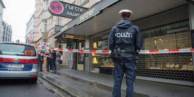 Linz: Raub auf Juwelier geklärt