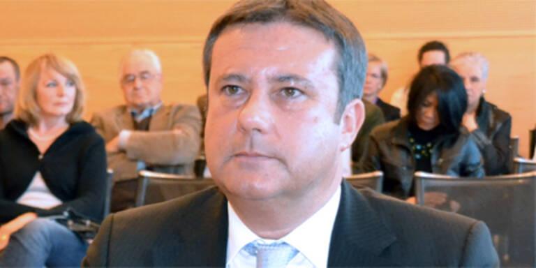 AvW-Prozess: Sieben Jahre Haft für Linz