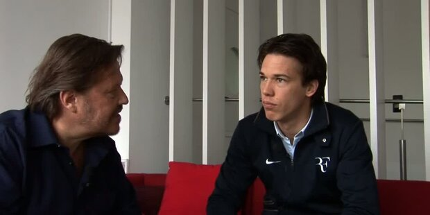 Roland Linz im Gespräch mit oe24