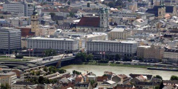 Linzer Stadtwache wird aufgestockt