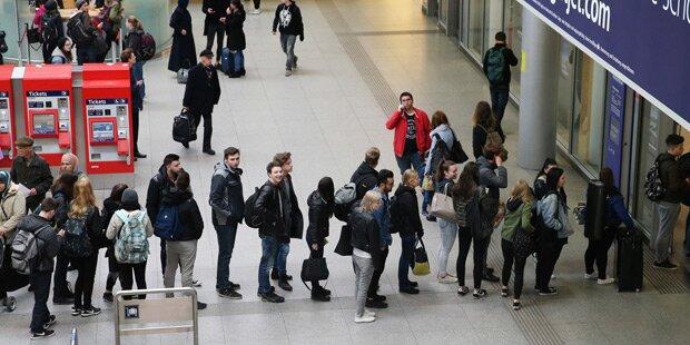 Endlich gute Nachrichten vom Linzer Hauptbahnhof
