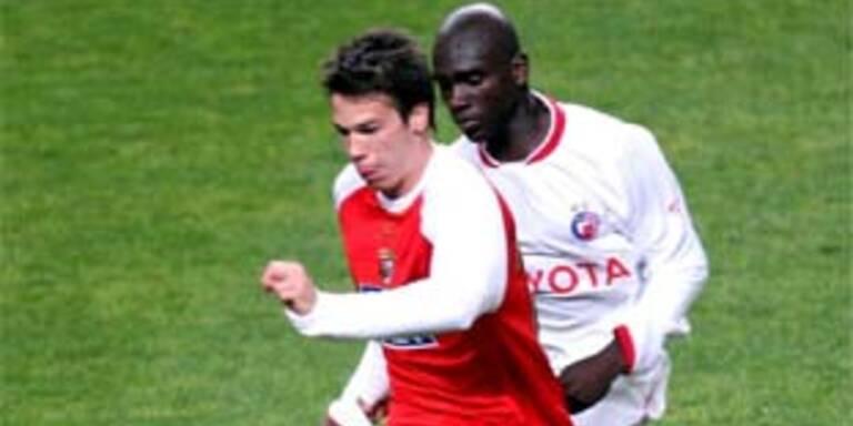 Linz schoss Braga zum Aufstieg