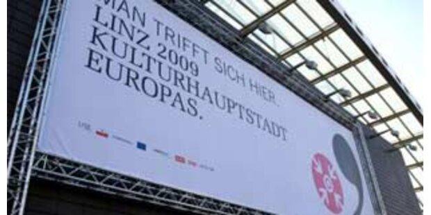 Linz ist 2009 Kulturhauptstadt