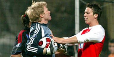 Bayern zerbrechen an Roland Linz