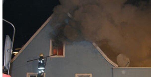 Zwei Verletzte bei Brand in Linz