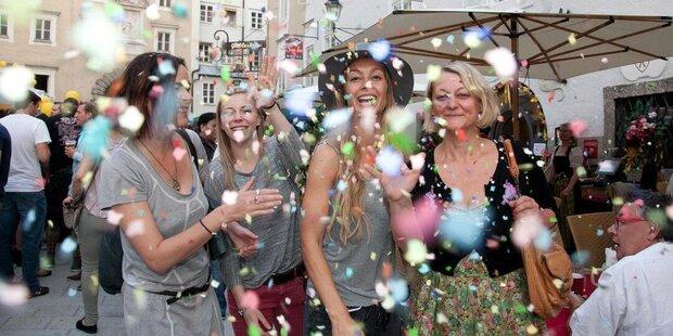 Altstadtfest Linzer Gasse