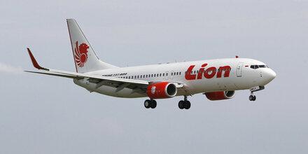 Nächste Lion Air-Panne: Flieger rammt Lichtmast