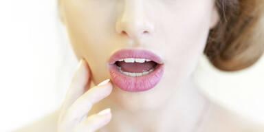 TCM-Hilfe bei rissigen Mundwinkeln