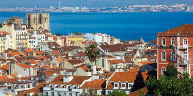 Traumhafter Städtetrip nach Lissabon