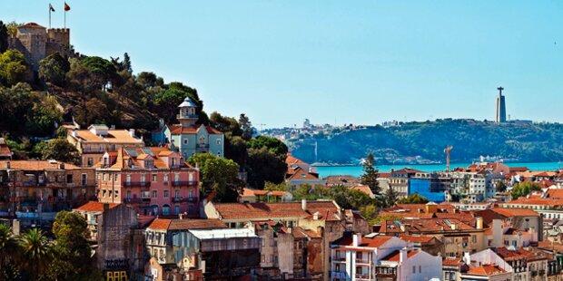 Lissabon: Stadt des ewigen Frühlings