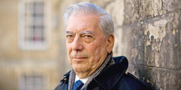 Nobelpreis für Mario Vargas Llosa