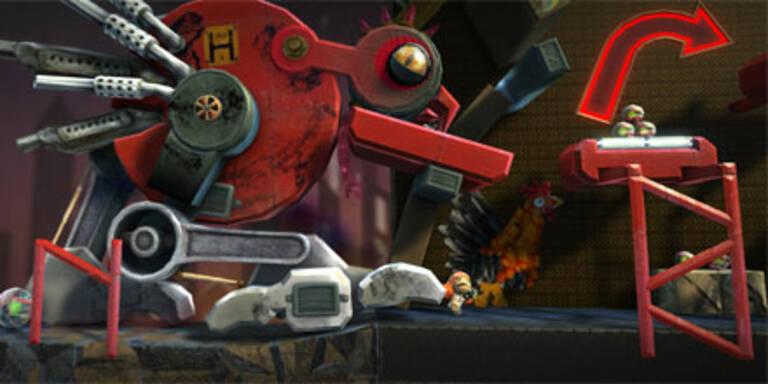 Sony: Gratis-Spiele für PlayStation-Nutzer