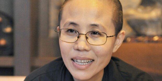 Hausarrest für Frau von Nobelpreisträger