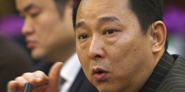 China: Bergbau- Milliardär hingerichtet