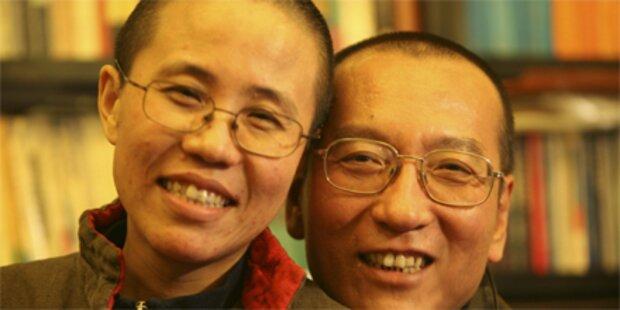 Frau von Liu Xiaobo verschwunden