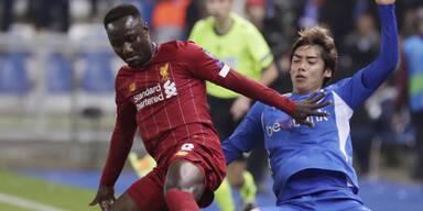4:1 - Liverpool siegt klar gegen Genk