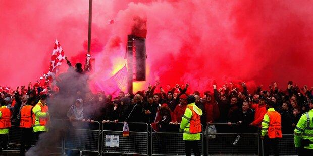 Randale: Liverpool-Fan niedergestochen