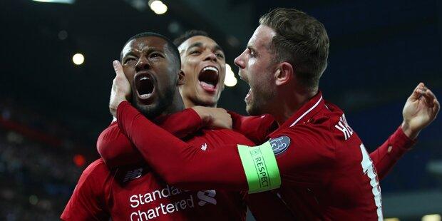 4:0! Magisches Liverpool im Finale