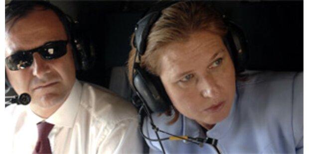 Livni ist aussichtsreichste Olmert-Nachfolgerin