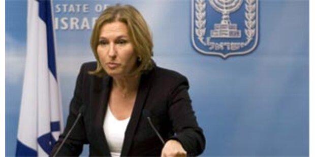 Israel will Zeitpunkt der Waffenruhe selbst bestimmen