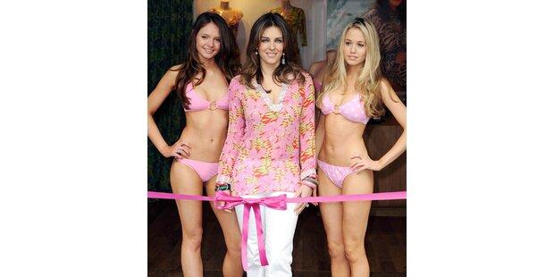 Liz Hurleys neue Beachwear-Kollektion