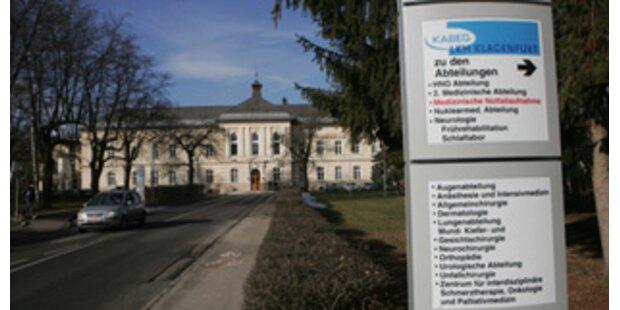 LKH-Klagenfurt wird Fall für den Staatsanwalt