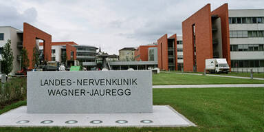 Landesnervenklinik Wagner Jauregg in Linz