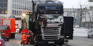 Todes-Lkw war am Freitag in Österreich