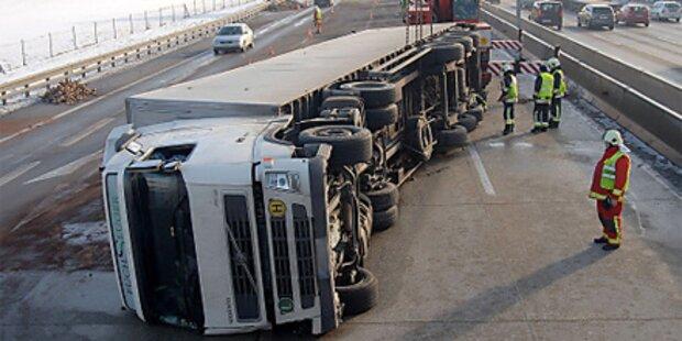 Schon 6.100 Schrott-Lkw sichergestellt